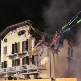 Palazzina esplosa a San Giovanni Bianco Agata non ce l'ha fatta, è morta a 97 anni
