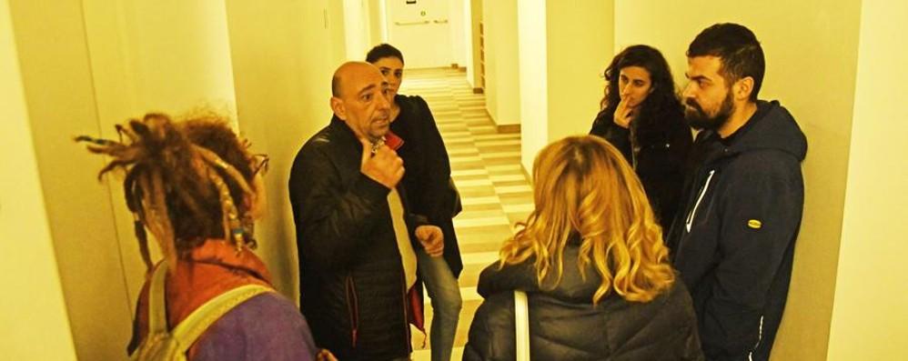 Una notte con i senzatetto al Galgario Il reportage per abbattere le paure