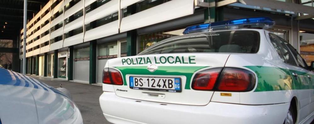 Arrestato 22enne in piazzale Alpini Spaccio, è il 40esimo arresto a Bergamo