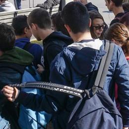 La scuola è aperta, ma manca il bus A Masano gli studenti restano a piedi