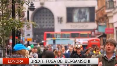 Effetto Brexit, fuga dei bergamaschi da Londra