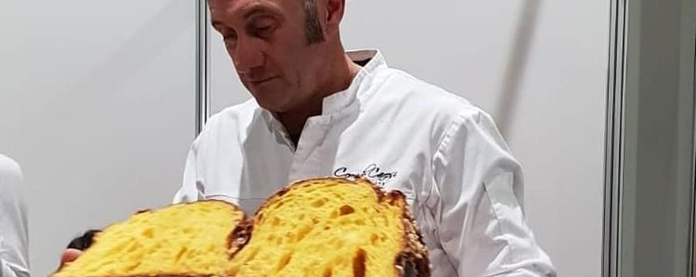 Fantasia e qualità a Carobbio  È qui il miglior panettone d'Italia