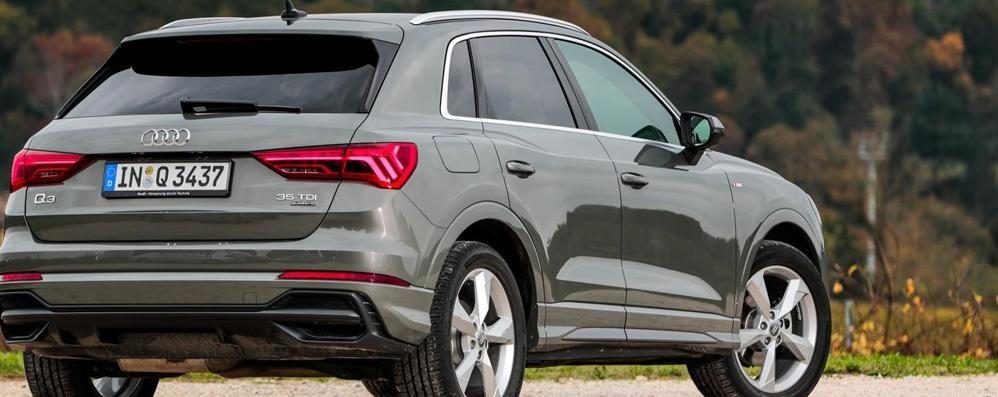 Nuovo Audi Q3 Al via le vendite