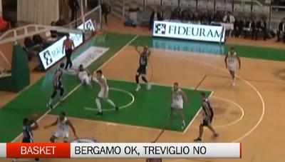 Basket, Bergamo seconda mentre Treviglio cade ancora