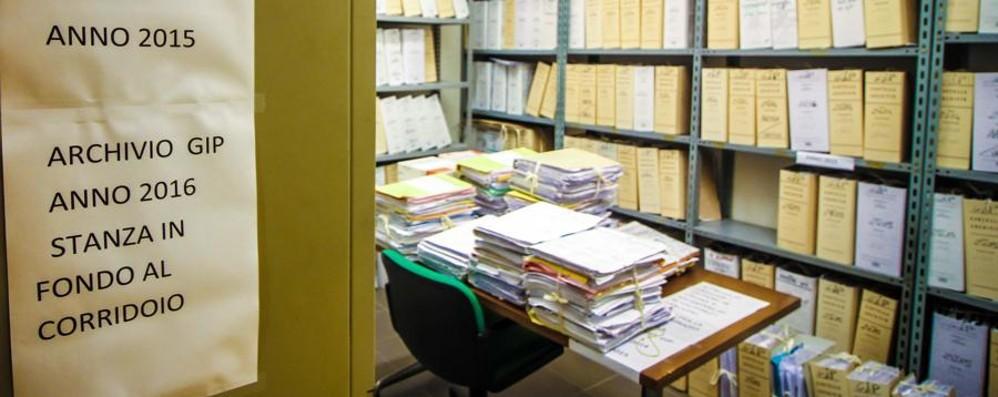 Tribunale di Bergamo, in un anno  915 fascicoli in prescrizione
