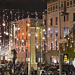 «Vie della luce. Il Natale è nell'aria» Da domenica 25 grande festa a Bergamo