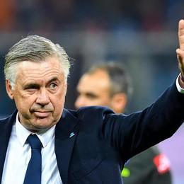 Ancelotti: «Chiederemo sospensione se a Bergamo ci saranno cori razzisti»