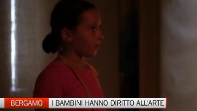 Bergamo - I bambini hanno diritto all'Arte