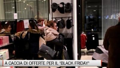 Bergamo - A caccia di affari per il Black Friday