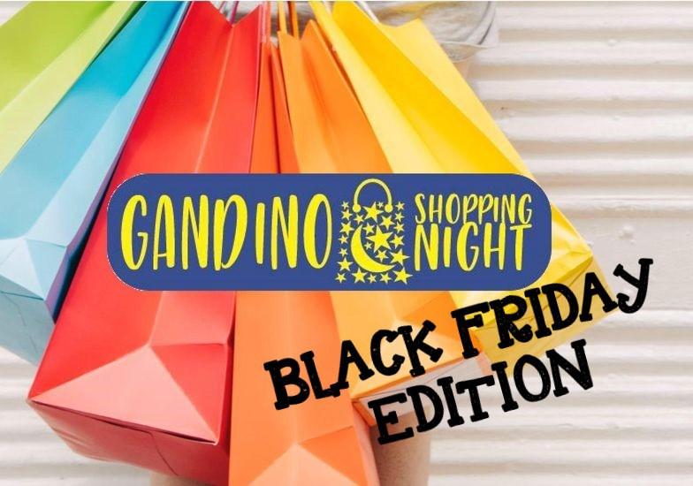 GANDINO SHOPPING NIGHT