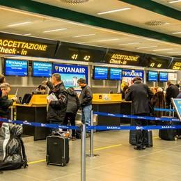 Orio, nuovi check in da dicembre «Stop ai voli notturni? Un danno»