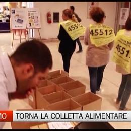 Solidarietà - Sabato torna la Colletta Alimentare