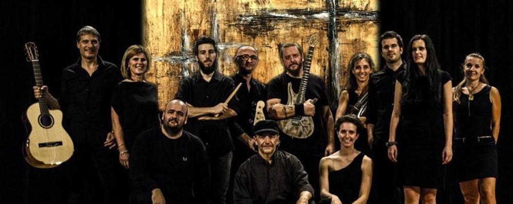 Al Qoelet di Redona De Andrè a teatro