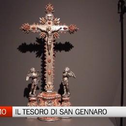 Bergamo, in mostra uno dei capolavori del Tesoro di San Gennaro