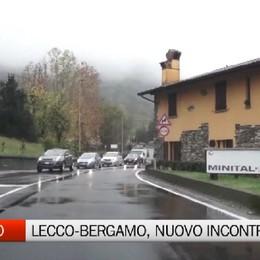 Cisano Bergamasco, nuovo summit per la Lecco-Bergamo