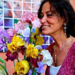 Dalle iris di Trebecco sboccia benessere E appassisce un passato drammatico