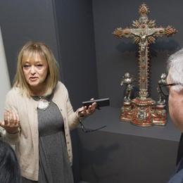 Un pezzo del tesoro di San Gennaro in mostra a Bergamo dal 1° dicembre