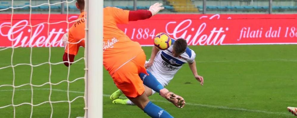 Atalanta beffata nel recupero dall'Empoli Sopra di due gol si fa rimontare e perde