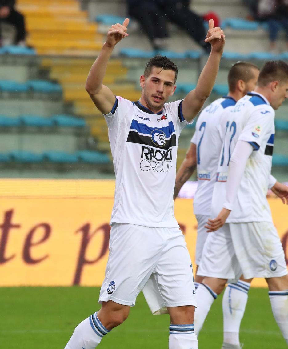Serie A TIM 2018-19 giornata 13 empoli - atalanta dopogol freuler remo