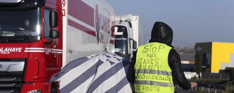 Le proteste in Francia tra esclusi e nuovi ricchi