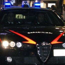 Litigi a casa, tenta di togliersi la vita Salvato dai carabinieri a Brignano