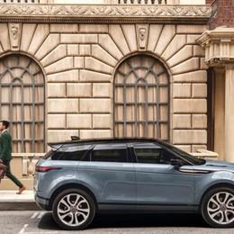 Range Rover Evoque Svelata la nuova generazione