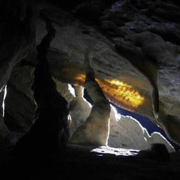 A Tavernola spunta «grotta dei cristalli» Il video dell'emozionante scoperta