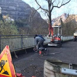 Ciclabile Val Brembana, allarme di Zogno «Mancano tre chilometri: servono fondi»