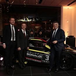 Grande festa per i 10 anni di Lamborghini Bergamo