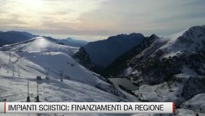Impianti sci: 250 mila euro dalla Regione