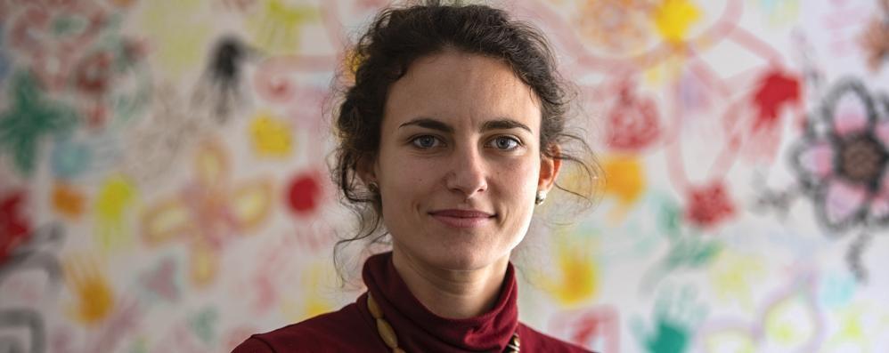 La volontaria dell'anno è una bergamasca Sanda, da Sorisole l'aiuto in Marocco