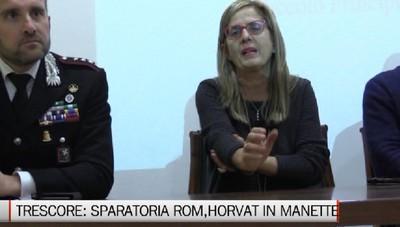TRescore, arrestati sei Horvat per la sparatoria del 2017