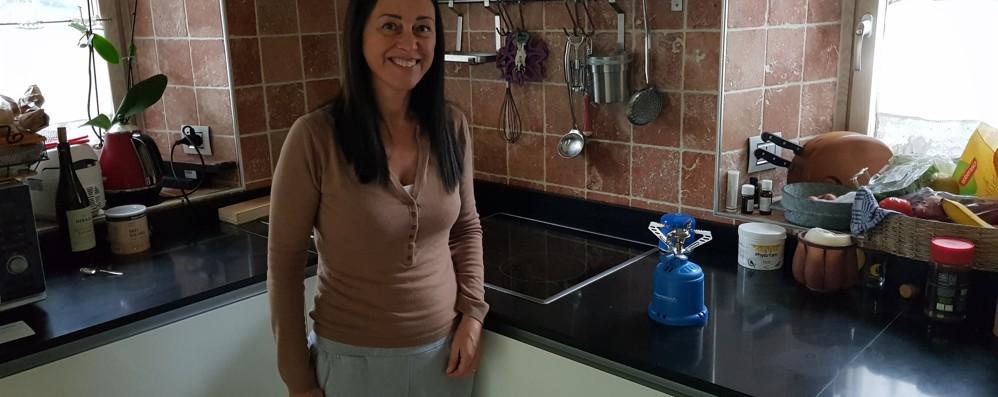 «Cinque giorni senza luce e acqua calda» Vall'Alta, ritorno al passato per le famiglie