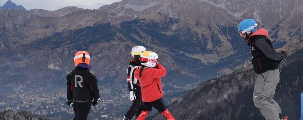 Dal Monte Pora al Tonale, per gli under 15 lo skipass stagionale costa 30 euro