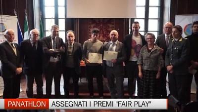 Fair Play 2018, i premi del Panathlon di Bergamo