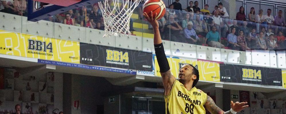 Bergamo, trasferta a Capo d'Orlando Serve un colpo in Sicilia per la classifica