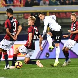 Bologna-Atalanta 1-2 - La cronaca Finalmente si sblocca Zapata