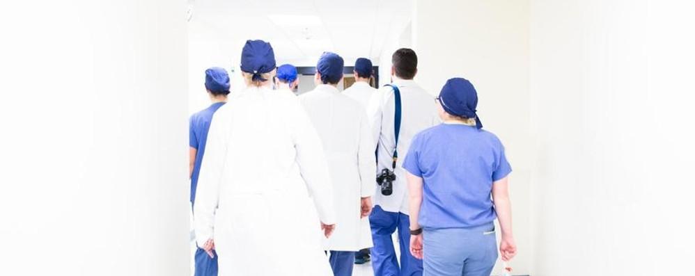 Trapianti, quattro vite salvate in 72 ore all'ospedale Papa Giovanni