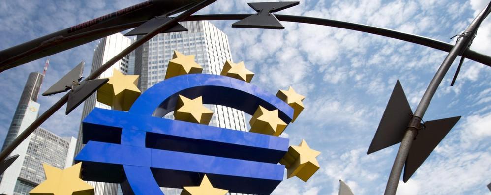 Eurozona: cala sentimento economico, giù fiducia nell'industria