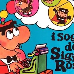 Bozzetto e Nichetti in libreria Incontro con «I sogni del Signor Rossi»