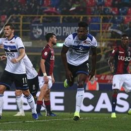 Atalanta, svolta Zapata a Bologna L'analisi della terza vittoria consecutiva