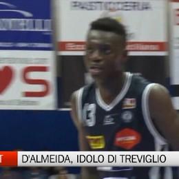 Basket Treviglio, la storia di Ursulo D'almeida