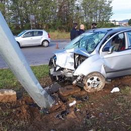 Dalmine, un'altra vittima dello schianto  Morto il 45enne alla guida dell'auto