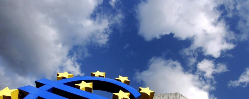 Rallenta Pil Eurozona, +0,2% nel terzo trimestre