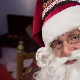 Grandi preparativi a Gromo Il 17 arriva la casa di Babbo Natale