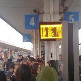 Mercoledì sarà un'altra giornata nera Bergamo-Treviglio, ecco i treni cancellati