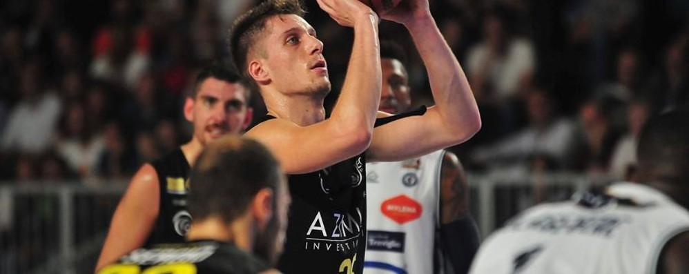 Tiri liberi sul basket orobico Bergamo e Remer, bello scherzetto