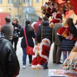 Atmosfera di Natale a Bergamo Dal 17 novembre tornano le bancarelle
