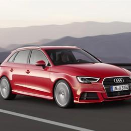 Audi A3 Sportback si rinnova