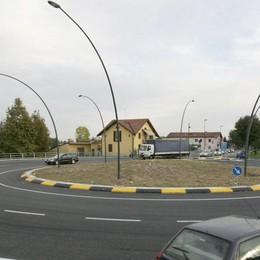 Bergamo-Treviglio: un'ora e 22 rotonde Viaggio interminabile sull'ex statale 42